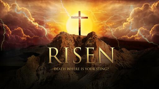 2020-04-12 - Easter Sunday - Mark 16 and John 19