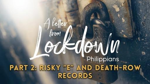 "Risky ""E"" & Death-Row Records 2/21/2021"