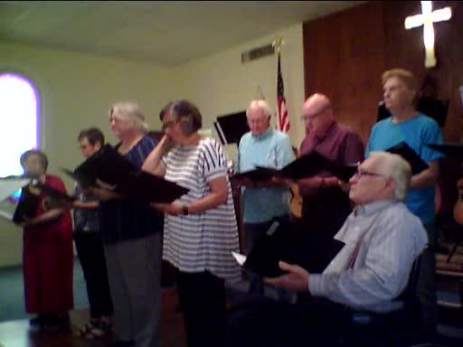 Grace Bible Fellowship/ Hide Thou Me/Choir