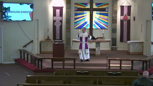 Feb. 21, '21 Worship Service - Testing or Temptation?
