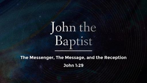 Sunday February 21st, 2021 John the Baptist