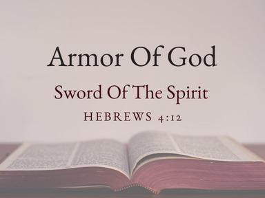 Armor Of God:Sword Of The Spirit