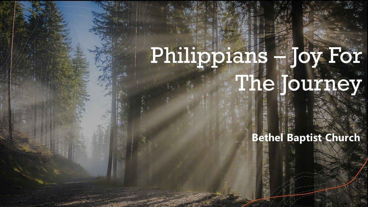 Philippians 3:1-11 - Poisoning the Gospel