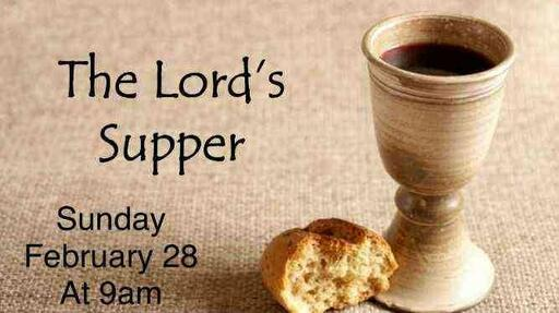Lords Supper Image IMG 2486