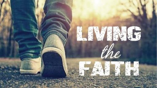 Living the Faith