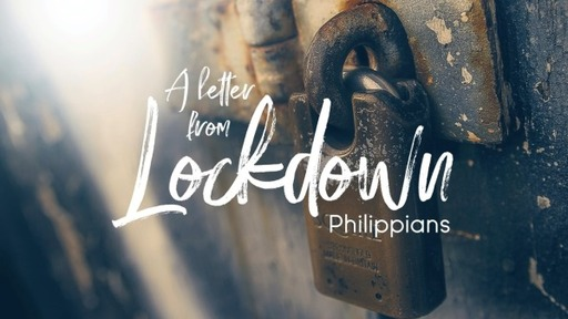 A Letter From Lockdown