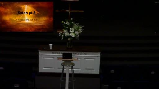 Satan Pt. 2, Dr. Ben Karner, FBC Laredo
