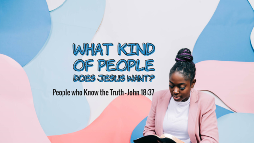 People Who Know the Truth