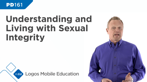 PD161 Understanding and Living with Sexual Integrity