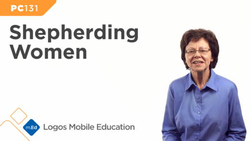 PC131 Shepherding Women