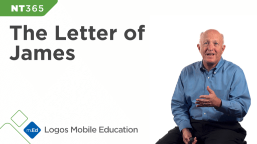 NT365 Book Study: Letter of James