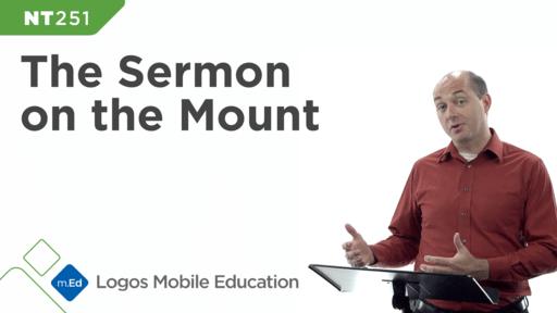 NT251 The Sermon on the Mount