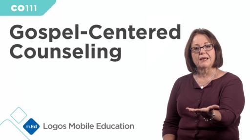 CO111 Gospel-Centered Counseling