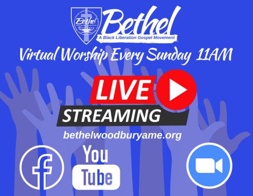 Bethel Woodbury Live Stream