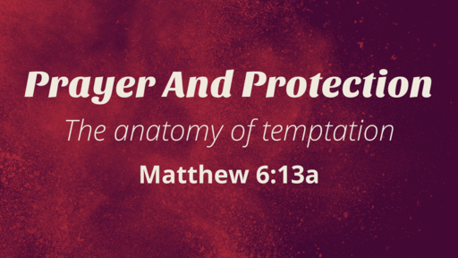 Prayer And Protection  02/28/21