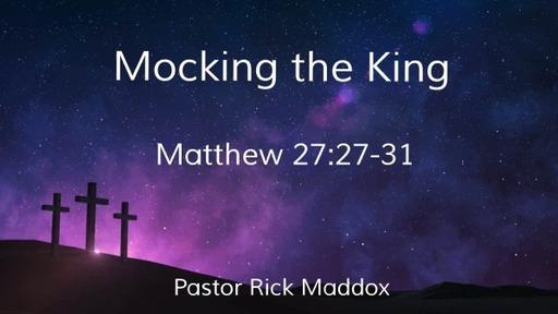 Mocking the King
