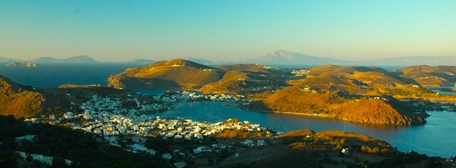 02-28-2021: John on the Island of Patmos