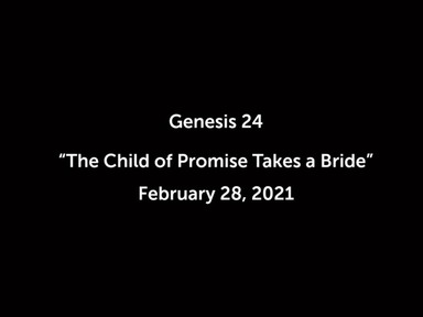 Isaac: The Child of Promise