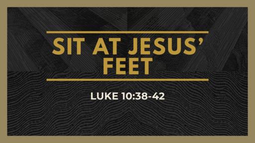Sit at Jesus' Feet