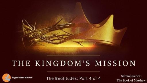 The Kingdom's Mission