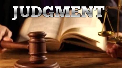 Judgement Parables