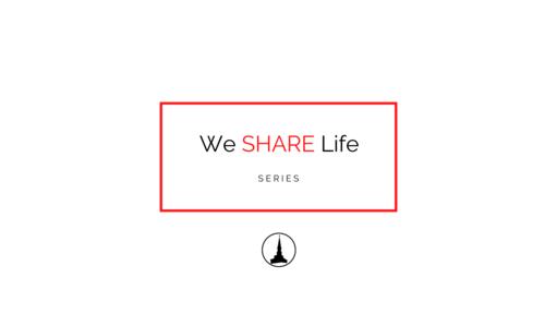 We SHARE Life