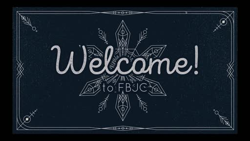 FBJC Worship Service 2-28-21