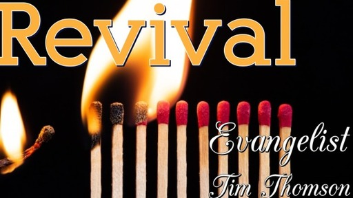 1-31-21 Sunday AM - Revival Pt.1