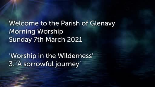 Glenavy Parish worship Sunday 7th March 2021