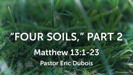 Matthew: Four Soils Part 2