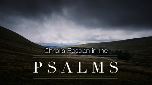 Christ's Passion in the Psalms
