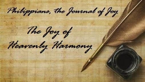 The Joy of Heavenly Harmony