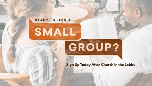 Small Groups  Acts 2: 40-47