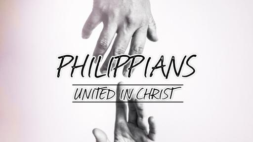 Philippians - Unity IN Christ