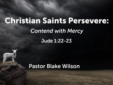 Contend with Mercy