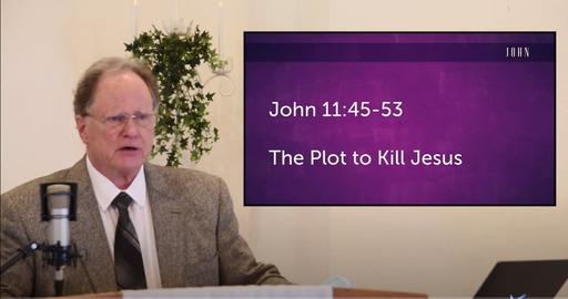 John 11:45-53