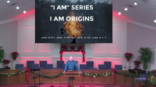 """""""I AM"""" Series: I Am Origins"""