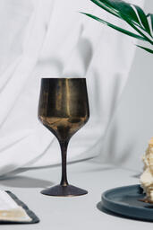 Communion Bread and Wine with Bible  image 3