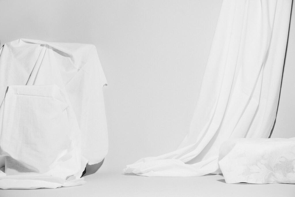 White Shrouds in Backdrop large preview