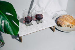Torn Bread and Communion Wine  image 4