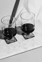 Two Glasses of Communion Wine with Bread  image 8