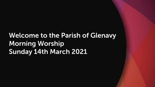 Glenavy Parish Live Stream Sunday 14th March 2021