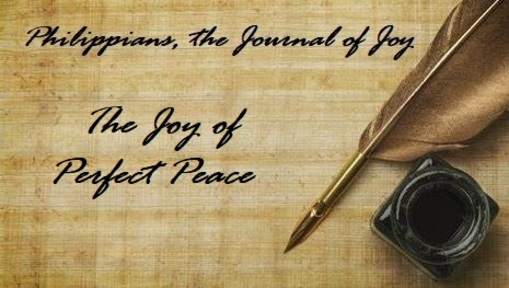 The Joy of Perfect Peace