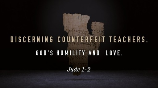 God's Humility and Love