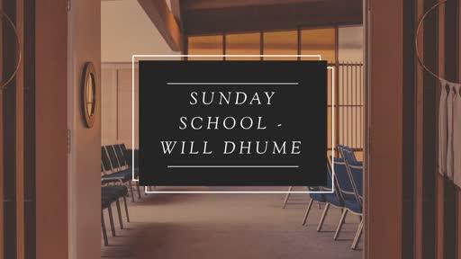 Sunday School - 1 Timothy 6:14