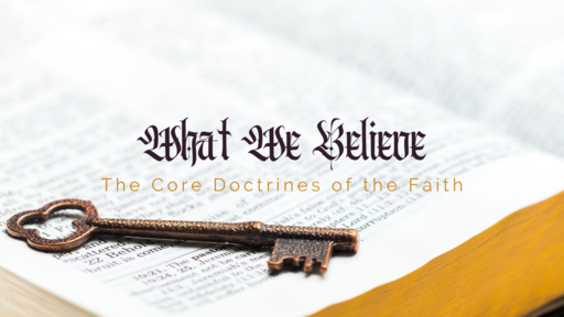The Doctrine of the Scripture