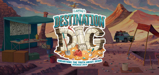 Dig Into Bible Stories For VBS-2021-Banner