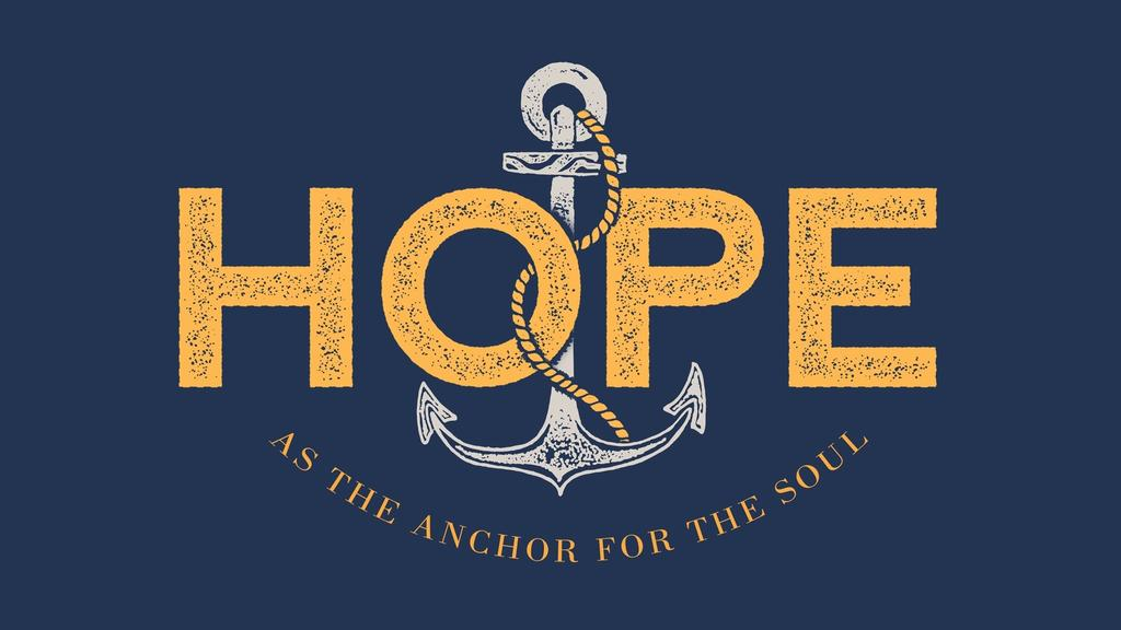 Anchor for My Soul large preview