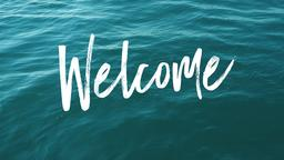 I Have Decided to Follow Jesus welcome 16x9 PowerPoint image