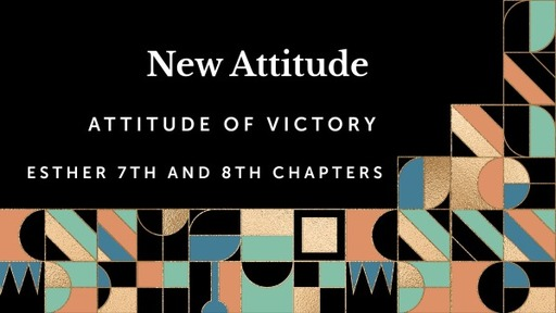 New Attitude: On How To Live